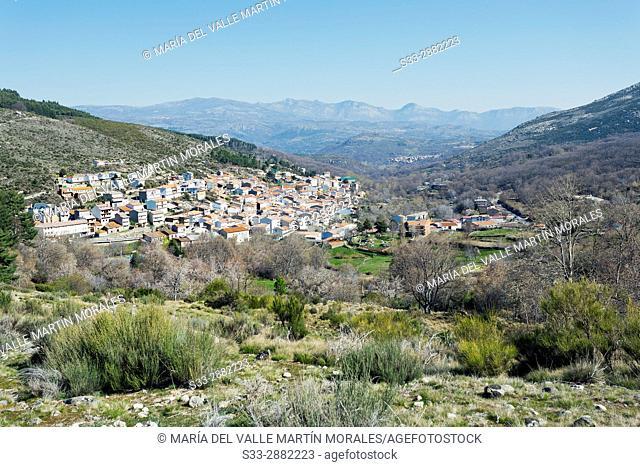 Serranillos. Avila. Castilla Leon. Spain. Europe