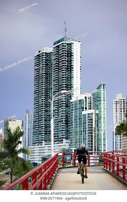 Modern Architecture, Panama City, Panama, Republic of Panama, Central America