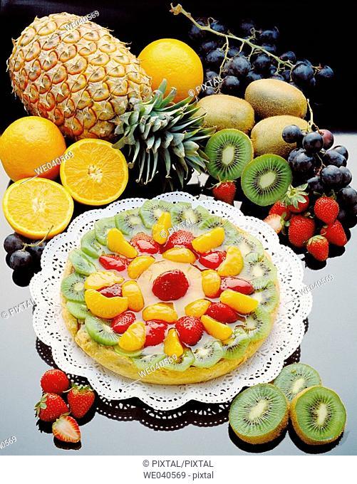Fruit pie