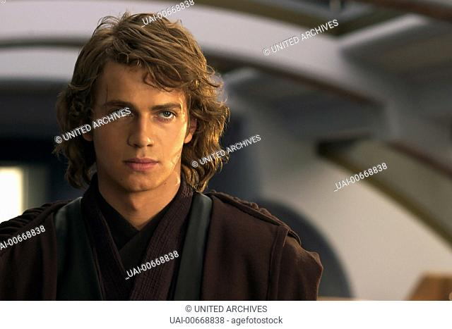 STAR WARS EPISODE III - DIE RACHE DER SITH Star Wars Episode III: Revenge of the Sith USA 2005 George Lucas Anakin Skywalker/Lord Darth Vader (HAYDEN...