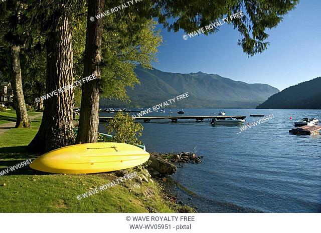 Cultus Lake, Chilliwack, British Columbia
