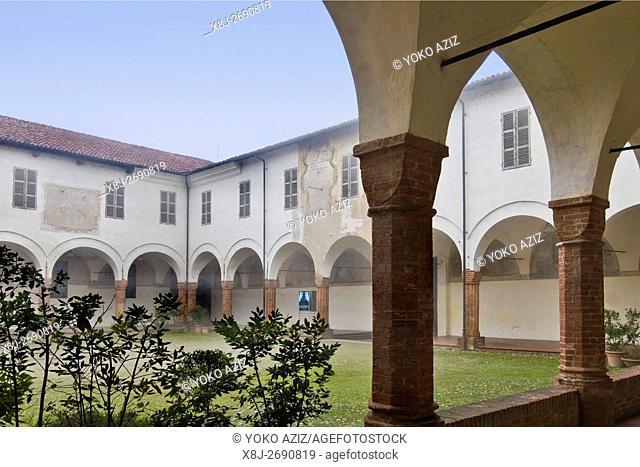 Civic musem, Casale Monferrato, Alessandria province, Italy