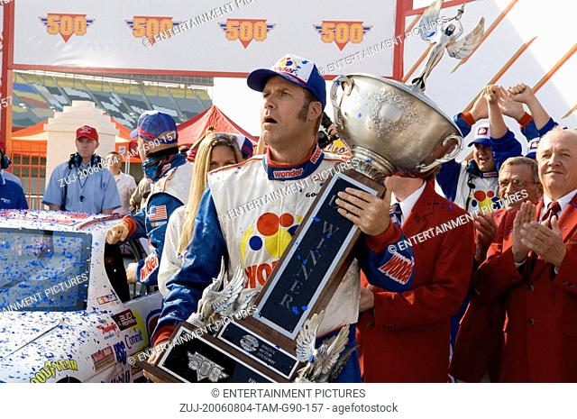 RELEASE DATE: August 4, 2006. MOVIE TITLE: Talladega Nights: The Ballad of Ricky Bobby. STUDIO: Columbia Pictures. PLOT: NASCAR stock car racing sensation Ricky...