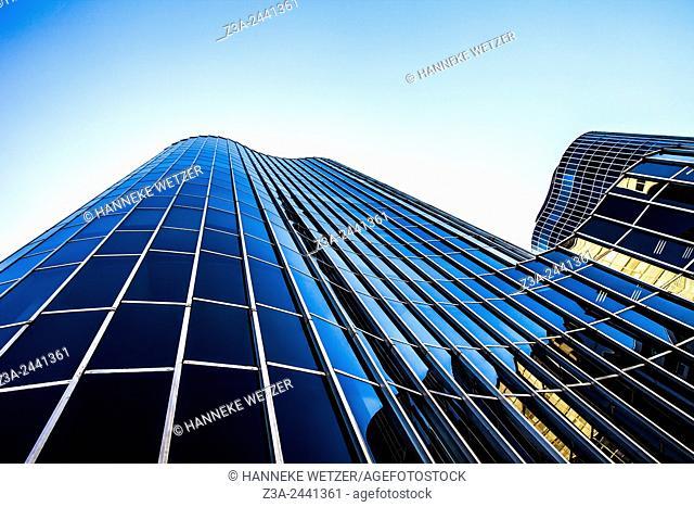 Barcelona Trade Towers, Spain