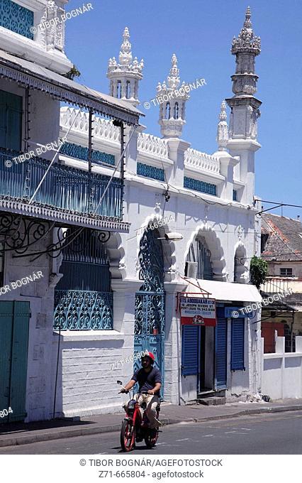 Mauritius, Port-Louis, Jummah Mosque