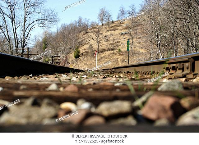 Train Tracks, Pennsylvania