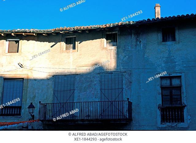 homes, Alcover, Tarragona, Catalonia, Spain