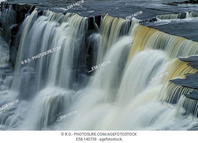 Kakabeca Falls. Ontario. Canada