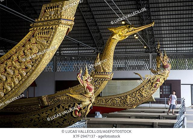 Royal Barges National Museum, Thonburi, Bangkok, Thailand
