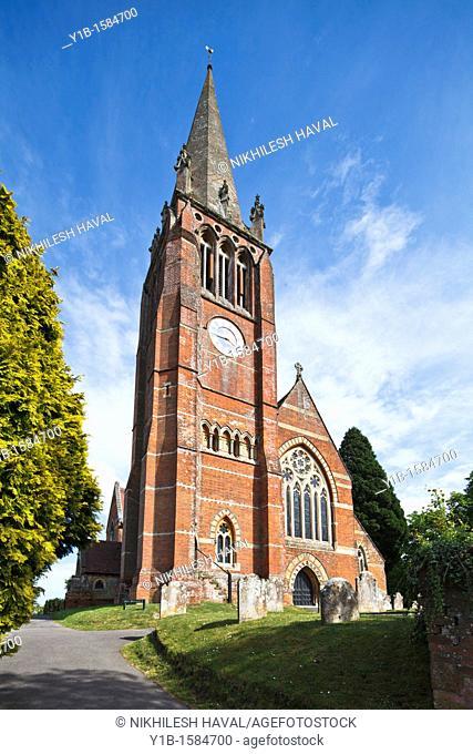St Michael & All Angels Church, Lyndhurst, New Forest