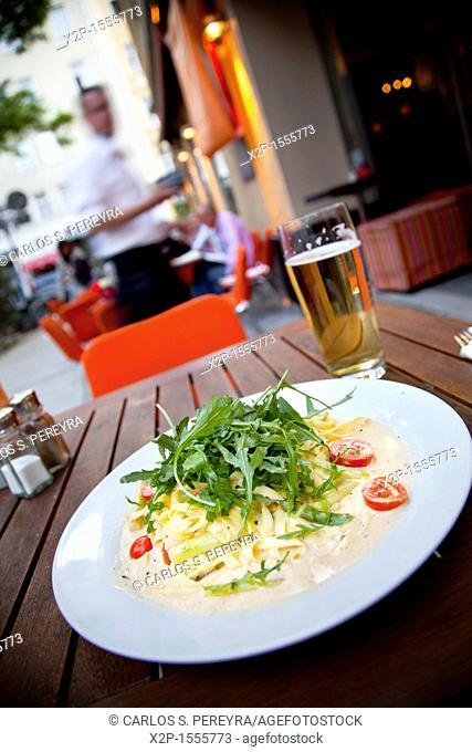ZeitGeist Restaurant in Maxvorstadt, Munich, Germany