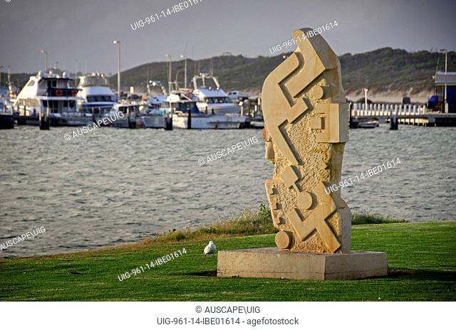 Sculpture, Port Denison, Australia