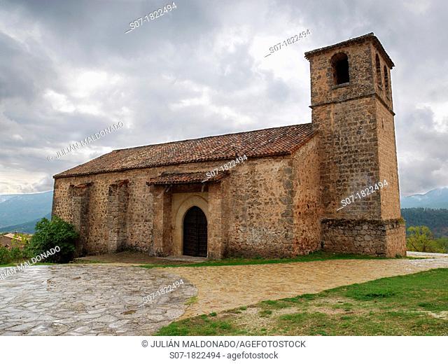 Church of Espíritu Santo, Riopar Viejo, Albacete