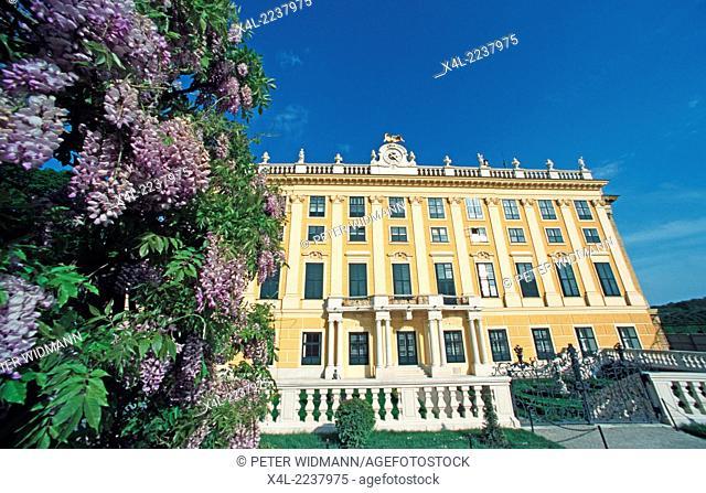 Schönbrunn castle Vienna, Austria, Vienna, 13. district, Schönbrunn
