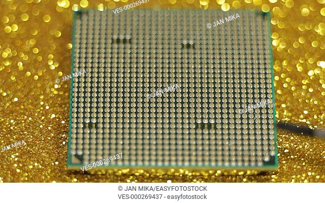 CPU the central processor unit of computer, macro