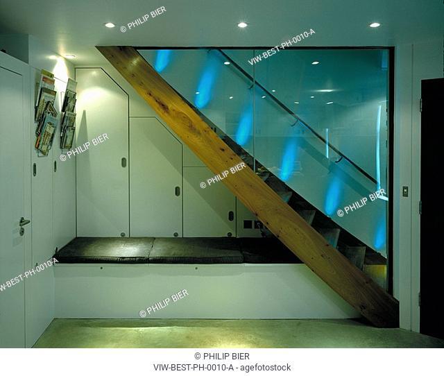 PRIVATE HOUSE, LONDON, W2 PADDINGTON, UK, BERTRAND STILLWELL, INTERIOR, MAIN