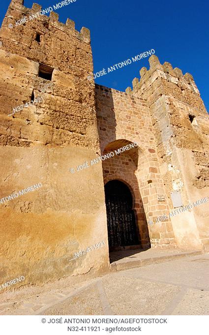 Bury al hamman castle (Caliph, 10th Century). Baños de La Encina. Jaen province. Andalusia. Spain