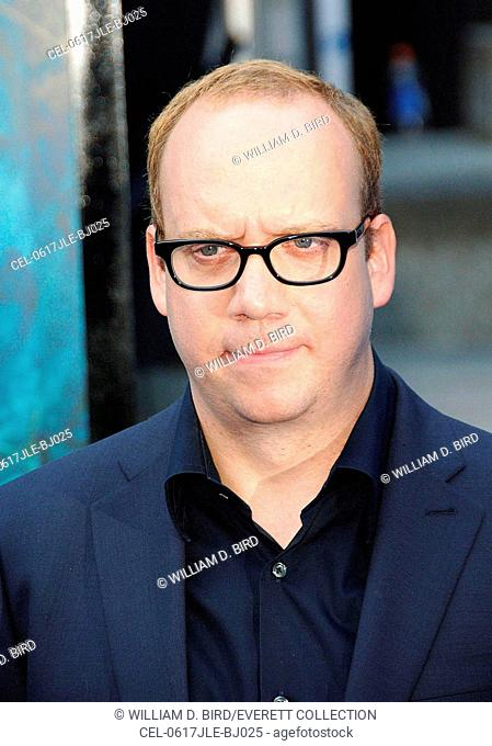 Paul Giamatti at arrivals for LADY IN THE WATER Premiere, The Ziegfeld Theatre, New York, NY, July 17, 2006. Photo by: William D