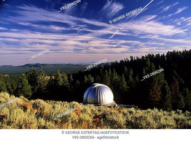 Pine Mountain Observatory, Deschutes National Forest, Oregon