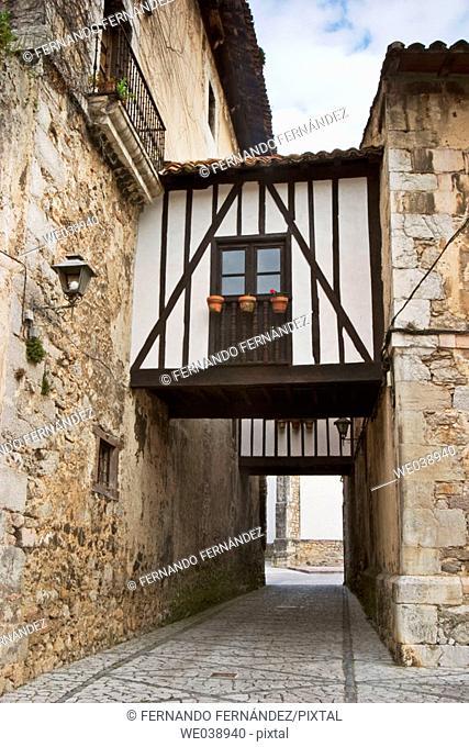 Casa de los Marqueses de Gaztañaga, Llanes, Asturias, España