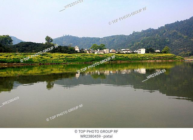 Anhui Province Shexian County Xin