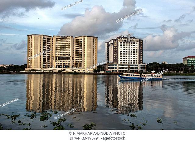 Gateway hotel marine drive, Ernakulum, kerala, india, asia
