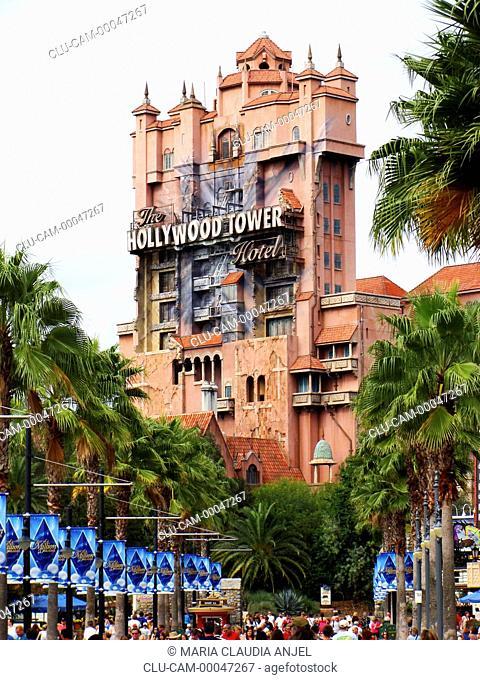 Disney Hollywood Studios, Orlando, Florida, United States, North America