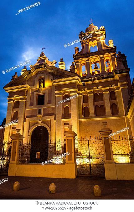 Iglesia and Monasterio San José, Cordoba, Argentina