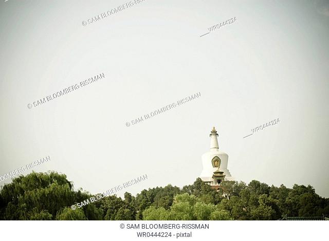 White Pagoda of Beihai Park