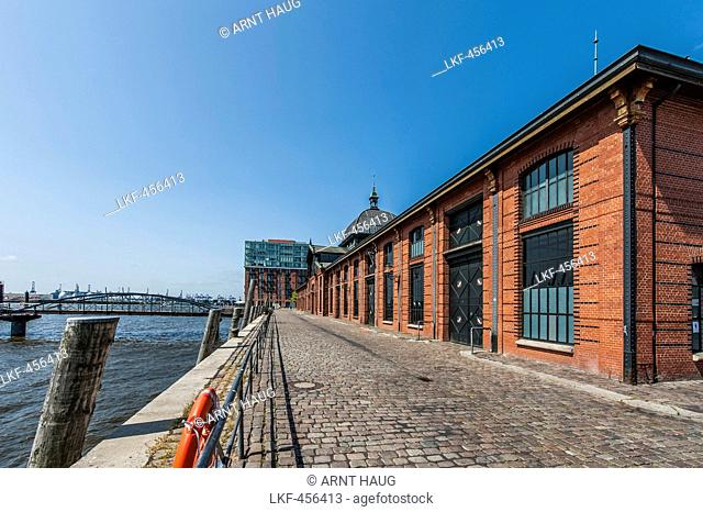 Fischauktionshalle, Hamburg Altona, Germany