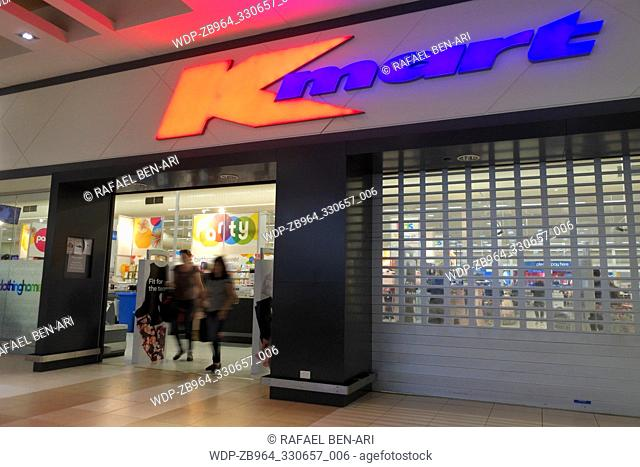 0d8f6b433f MELBOURNE - MAR 07 2019 Kmart Australia store. It s an Australian chain of  retail