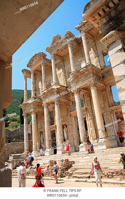 Turkey, Archeological Site of Ephesus