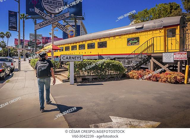 West Hollywood- Los Angeles, CA (EEUU)