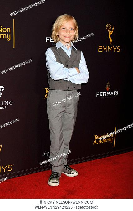 Television Academy's Performers Peer Group Celebration at the Montage Hotel on August 22, 2016 in Beverly Hills, CA Featuring: Christian Ganiere Where: Beverly...