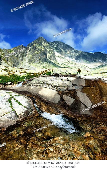 Small Cold Valley, Vysoke Tatry High Tatras, Slovakia