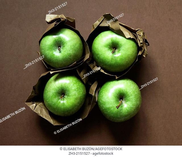 Image on a fruit