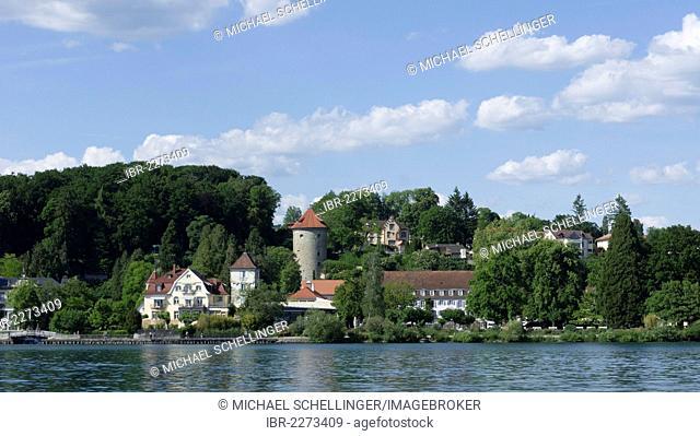Ueberlingen am See, Lake Constance, Lake Constance region, Baden-Wuerttemberg, Germany, Europe