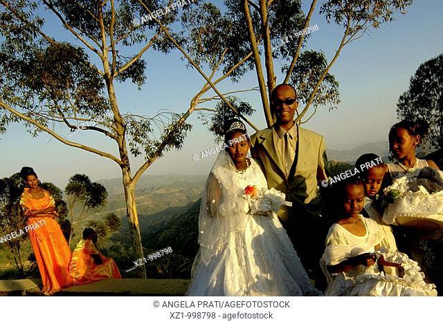 Africa,Eritrea,Asmara,local wedding