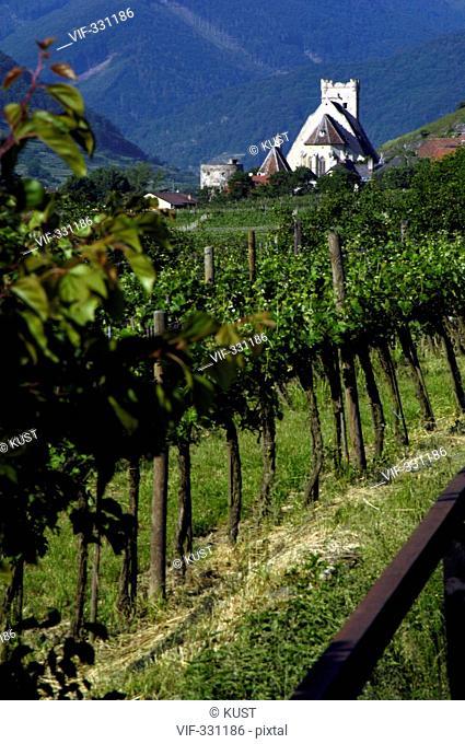 Sankt Michael in der Wachau, Weltkulturerbe - 29/05/2005