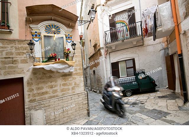 Italy, Bari, old town