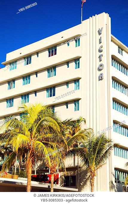 Victor Hotel, Miami Beach, Florida