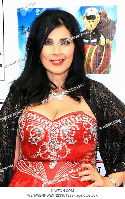 16th Annual MMPA Hollywood Holiday Celebrity Toy Drive Extravaganza - Arrivals Featuring: Tammie Starr Where: Los Angeles, California