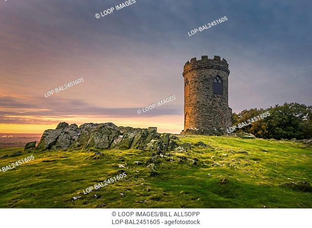 Old John is a folly built at the highest point of Bradgate Park in Leicestershire