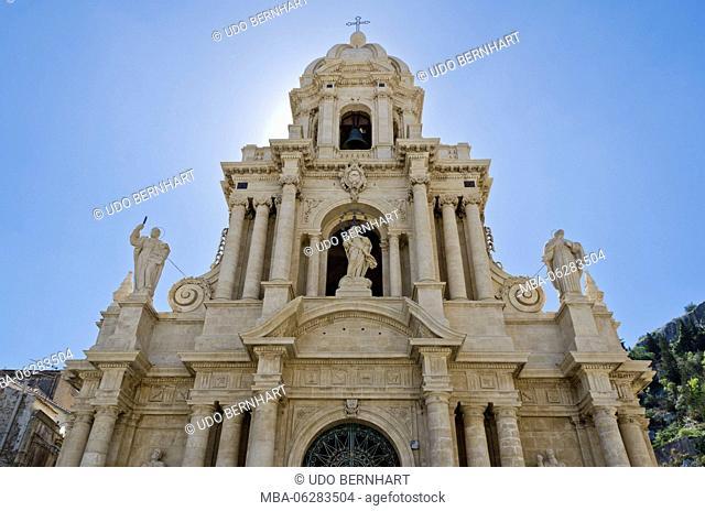 Italy, southern Italy, Sicily, Sicilia, Scicli, Chiesa di San Bartolomeo