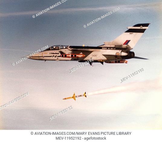 Royal Airforce RAF Panavia Tornado Adv F-2