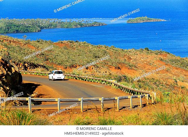 France, New Caledonia, Grande-Terre, Southern Province, Grand South, Yate