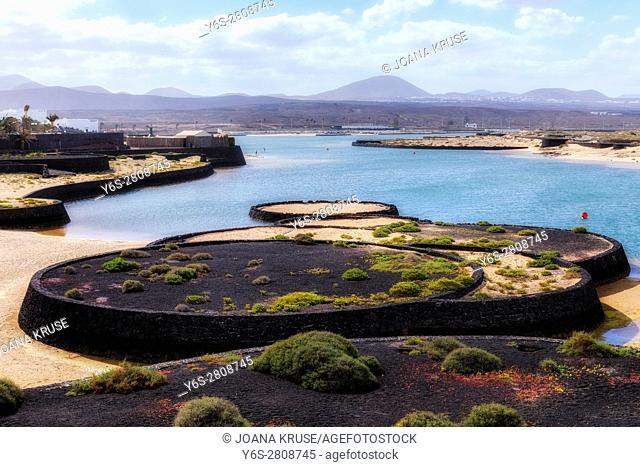 La Santa, Lanzarote, Canary Islands, Spain