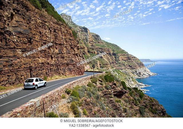 Chapmans Peak Drive, Cape Town South Africa