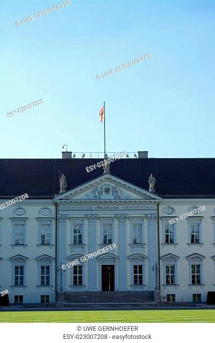 Schloss Bellevue, Berlin, Deutschland