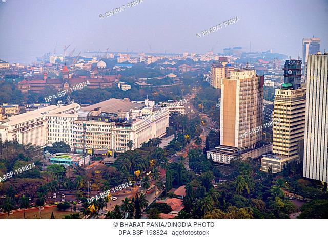 Mantralaya building, mumbai, maharashtra, india, asia